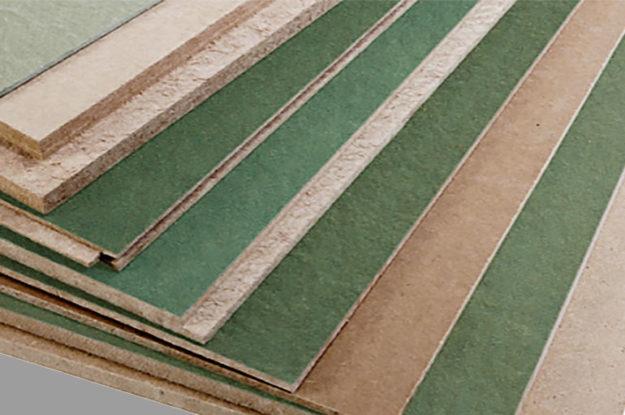 Изоляционные древесноволокнистые плиты ISOPLAAT